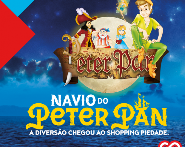 Navio do Peter Pan