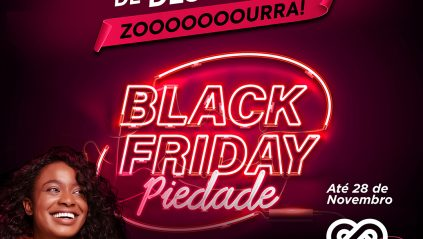 Shopping Piedade participa da Black Friday com descontos especiais
