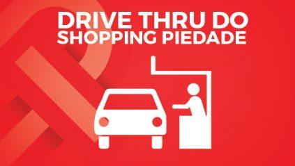 Drive Thru e Delivery