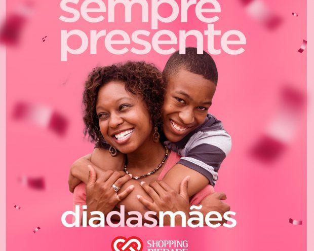 Shopping Piedade lança campanha de Dia das Mães