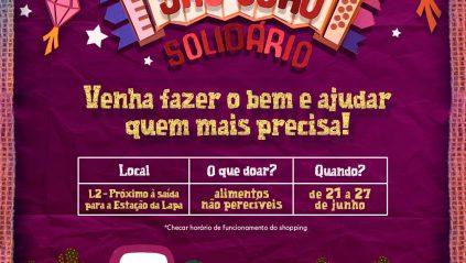 Drive-Thru São João Solidário